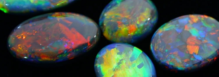 Cluster of Opals
